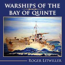 book cover for Warships of the Bay of Quinte