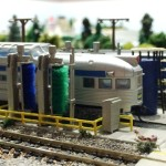 Update: Car Wash on the Trenton Subdivision in N Scale