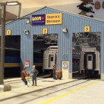 Update: VIA Rail Yard and Shops -Trenton Subdivision in N Scale