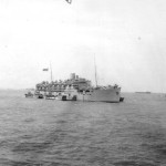 Troop Ship -French Canadian Regiment