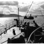 RCN Corvette and Convoy