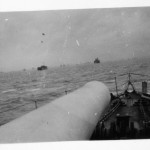 HMCS MAYFLOWER Off Normandy