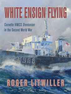 White Ensign Flying
