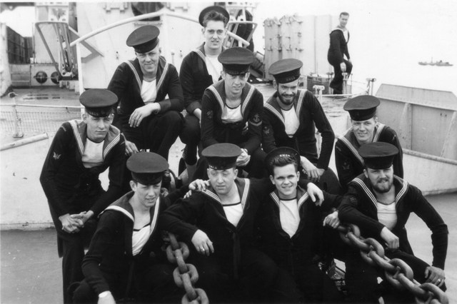 HMCS TRENTONIAN Communications Division