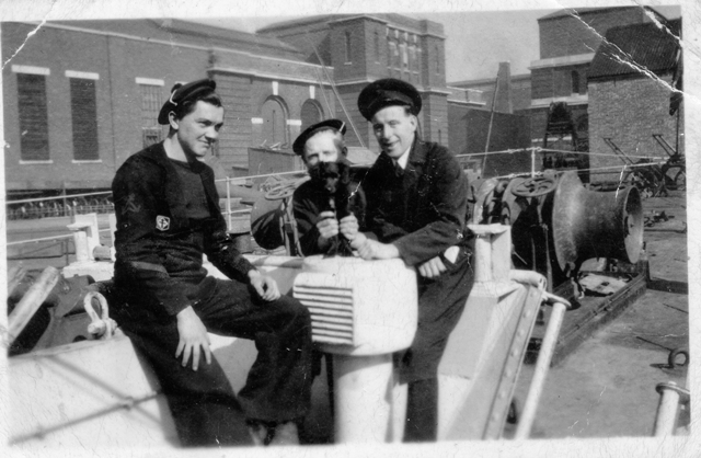 French Corvette Sailors