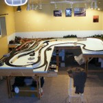 Bench Work -Trenton Subdivision in N Scale