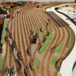 Update: Ballasting Complete on the Yard -Trenton Subdivision in N Scale