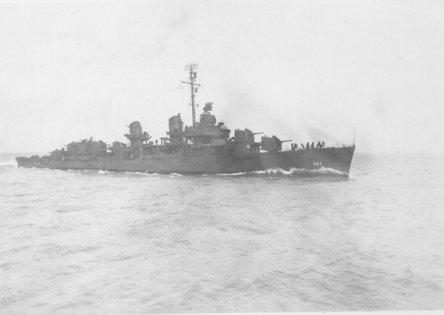USS HEYWOOD L. EDWARDS