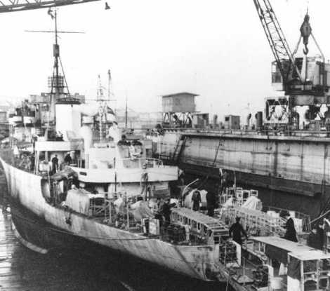 HMCS VALLEYFIELD