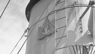 The Canadian Maple Leaf -A RCN Tradition Honouring Our Sailors Past