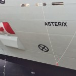 MV Asterix -Why Not HMCS ASTERIX?