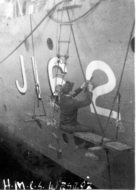 Painting Pennant Numbers