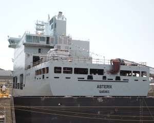 MV Asterix