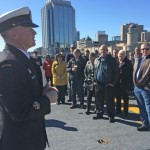 Safety Briefing -HMCS MONTREAL
