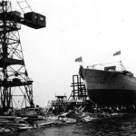 Ready to Launch -HMCS TRENTONIAN