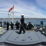 Harbour Stations -HMCS MONTREAL
