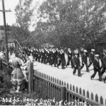 Memorial Parade -Curling NF 1943