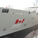 MV ASTERIX -Exterior Tour of RCN's Interim AOR