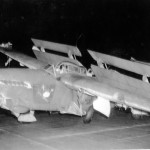Crashed Barracuda -HMS PUNCHER