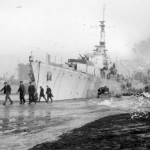 HMCS IROQUOIS Exploits After VE Day