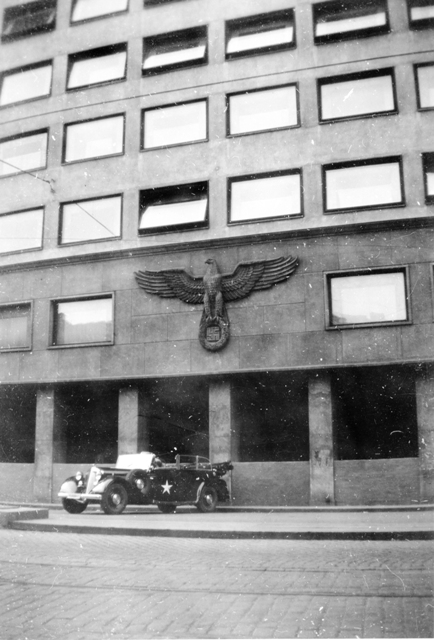 Gestapo HQ -Oslo Norway