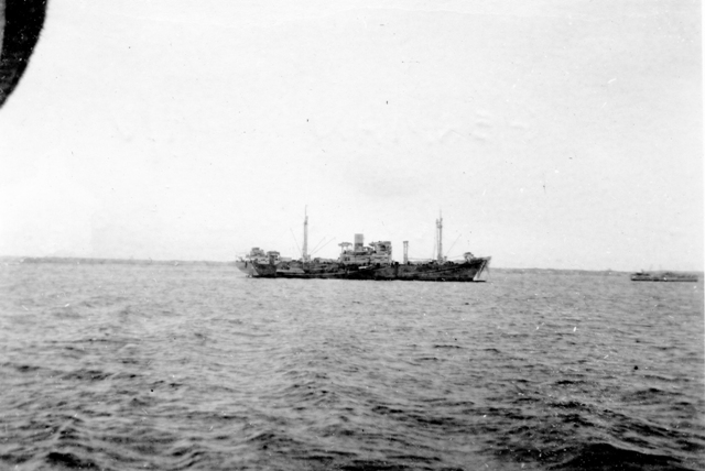 German Merchant Ship