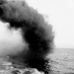 HMCS TRENTONIAN Smoke Screen