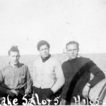 Three Great Lake Sailors
