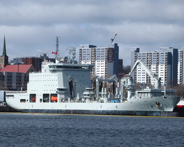 MV ASTERIX -Halifax