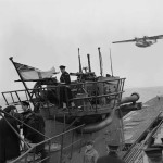 RCAF Submarine Attacks Battle Of Atlantic during WWII